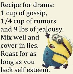Lol :)))) Cute Funny Minion Quotes gallery (12:58:01 AM, Tuesday 01, September 2015 PDT) – 10 pics