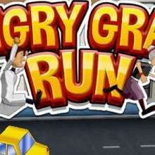 Angry Gran Run - Running Game 1.20 Mod APK [Unlimited Money/Unlock]