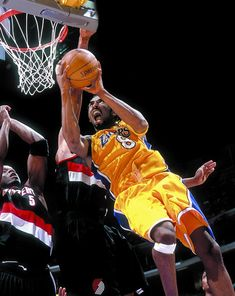 Kobe Bryant June 2000 — Western Conference Finals, Game 7 John W. Kobe Bryant Family, Kobe Bryant Nba, Beijing Olympics, Us Olympics, Nba Players, Basketball Players, 2009 Nba Finals, All Nba Teams, Dear Basketball
