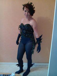 #costume#comicsversion#poisonivy