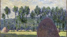 Claude Monet Haystack at Giverny painting is shipped worldwide,including stretched canvas and framed art.This Claude Monet Haystack at Giverny painting is available at custom size. Claude Monet, Pierre Auguste Renoir, Monet Paintings, Landscape Paintings, Artist Monet, Garden Painting, Painting Art, Manet, Impressionist Paintings