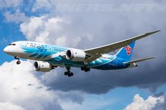 Boeing 787-8 Dreamliner - China Southern Airlines | Aviation Photo #2835503 | Airliners.net