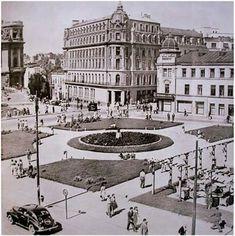 #Bucuresti 1950 / Calea Victoriei