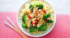 Slow Cooker Sesame-Garlic Chicken