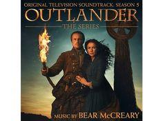 Outlander/ost/season.5 The Skye Boat Song, Outlander, Popular Book Series, Sony Music Entertainment, Bear Mccreary, Soundtrack, Outlander Book Series, Historical Drama, Mccreary