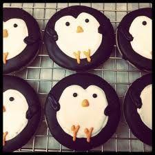 penguins cookies