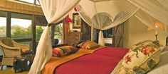 Luxury suite at Singita Ebony Lodge, Kruger National Park South Africa Great Vacation Spots, Vacation Ideas, African Interior, Luxury Camping, Luxury Travel, Parc National, African Safari, Home Decor Furniture, Lodges
