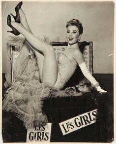 "Mitzi Gaynor in ""Les Girls"" 1957"
