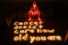 Former pinner wrote:  So true... my son was only 33 when first diagnosed with esophageal cancer.