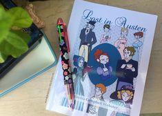 La Biblioteca di Eliza: Recensione: Lost in Austen - Emma Campbell Webster...
