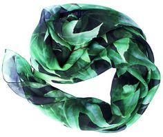 """""""Deutsche Post"""" silk scarf - by Good&Co"""
