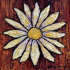 Small Painting Daisy 2