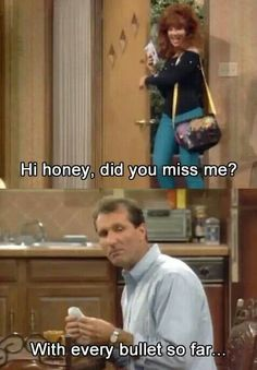 Lol! Just watched this episode the other day! Love me some Al!