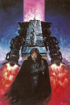 Cover art from Dark Empire 2: Devastator of Worlds by Dave Dorman