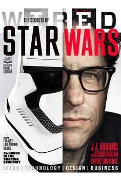 Wired (U.K. Edition) - Star Wars: The Force Awakens, Dec 2015
