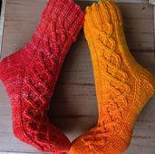 Ravelry: Inguz pattern by Edda Foken