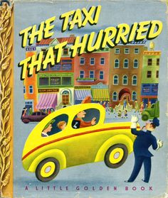 The Taxi That Hurried #25 (1946) Tibor Gergely (42 pages)