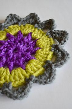 Japanese flower #crochet