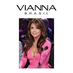 "*Celebrities Love VIANNA BRASIL*  Paula Abdul wore our gorgeous Golden Sea Pearl necklace on ""So You Think You Can Dance.""  She looked absolutely stunning and we couldn't help but notice how much she loves to wear VIANNA BRASIL's fine jewelry pieces.  >> Visit our store today and see why celebrities love us! <<"