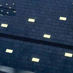 Internal Brick Ground Lighting