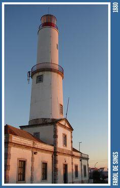 #Lighthouse - #farol de Sines http://dennisharper.lnf.com/