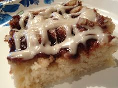 Hives in the Kitchen: Allergy Free Baked Cinnamon Swirl Pancakes