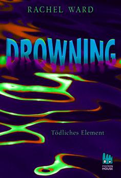 """Als Carl aufwacht, ist Rob tot. Doch Carl kann sich an nichts erinnern. Nicht daran, wie sein Bruder ertrunken ist oder warum sie überhaupt an dem See waren. """"Drowning -- Tödliches Element"""" ist der neue Roman von """"Numbers""""-Autorin Rachel Ward. Das Buch erscheint im Carlsen Verlag"""