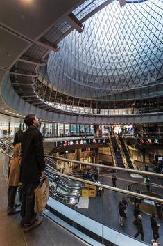 Fulton Center,© Halley Tsai / Grimshaw