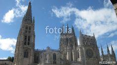 Zona turística e histórica de una ciudad.