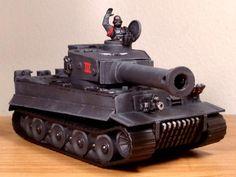 warhammer 40k tiger tank conversion - Google Search