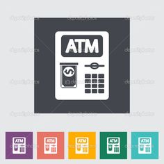 atm flat image - Google Search