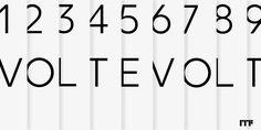 Volte - Webfont & Desktop font « MyFonts