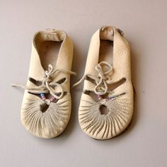 // moccasins @Marianna Said Pasley these are exactly like the one's the neighbor's baby has!