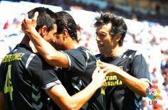TIEMPO DE DEPORTE: Vicente encarrila la victoria de la U.D. Las Palma...