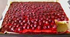 Beste Kuchen: Kirsch Schmand Kuchen