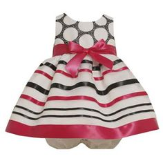 For Easter - dress from #mybabyclothes