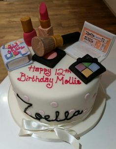 Zoella Birthday Cake