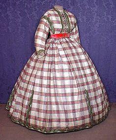 Civil War era day dress