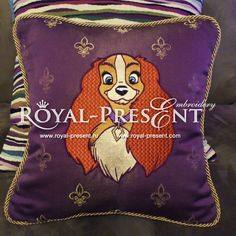 Embroideries from our favorite customers - Royal Present - Machine Embroidery Designs