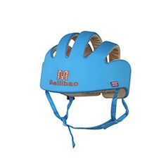 [Beilibao] Infant Protective Hat 2016 year model head protector baby Toddler helmet Safety Keeper lightweight comfort Headguard Soft Gear Adjustable Infant No Bumps Walk Harnesses (Blue) >>> Find out more about the great product at the image link.