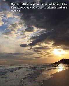 Osho Quote on Spirituality