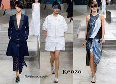 Scarpe Kenzo primavera estate donna