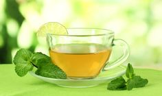 Drink Mint Tea Ease occasional indigestion by sipping a cup of peppermint tea after your meal. Peppermint improves the flow of bile, which moves food through the digestive tract more quickly. Use peppermint with caution if you have acid reflux; it can make that problem worse.
