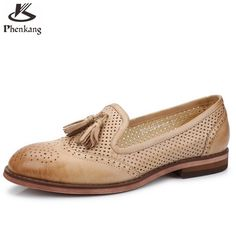 Cheap shoe perfume, Buy Quality shoes tennis directly from China shoe room Suppliers: Genuine leather woman size 8 designer vintage flat shoes round toe handmade beige blue 2017 sping oxford shoes for women