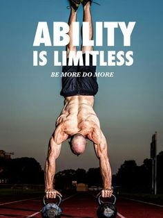 Push yourself to the Limit Unlock your true Potential!