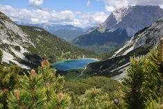 Radtour Gaistal: Mit dem Fahrrad durch das Almenparadies Gaistal – Linas Travelblog Mountains, Nature, Zugspitze, Paradise, Road Trip Destinations, Travel Destinations, Naturaleza, Outdoors, Mother Nature