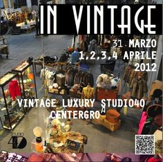The vintage event this weekend in Bologna (Italy)