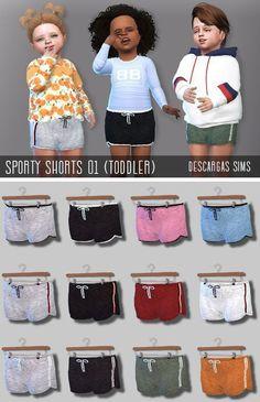Giruto 56 Jogger Sport Long Pant for child & toddler (S4CC