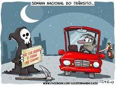 morte no transito