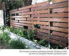 panel ogrodowy nowoczesny - Szukaj w Google